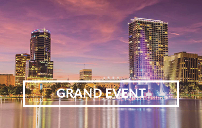2020 Orlando, FL - Grand Event Schedule