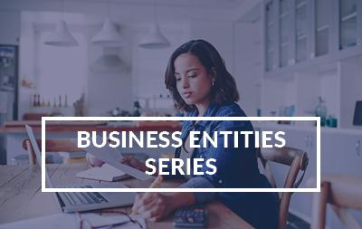 Business Entities Series: Partnership - December 11, 2020
